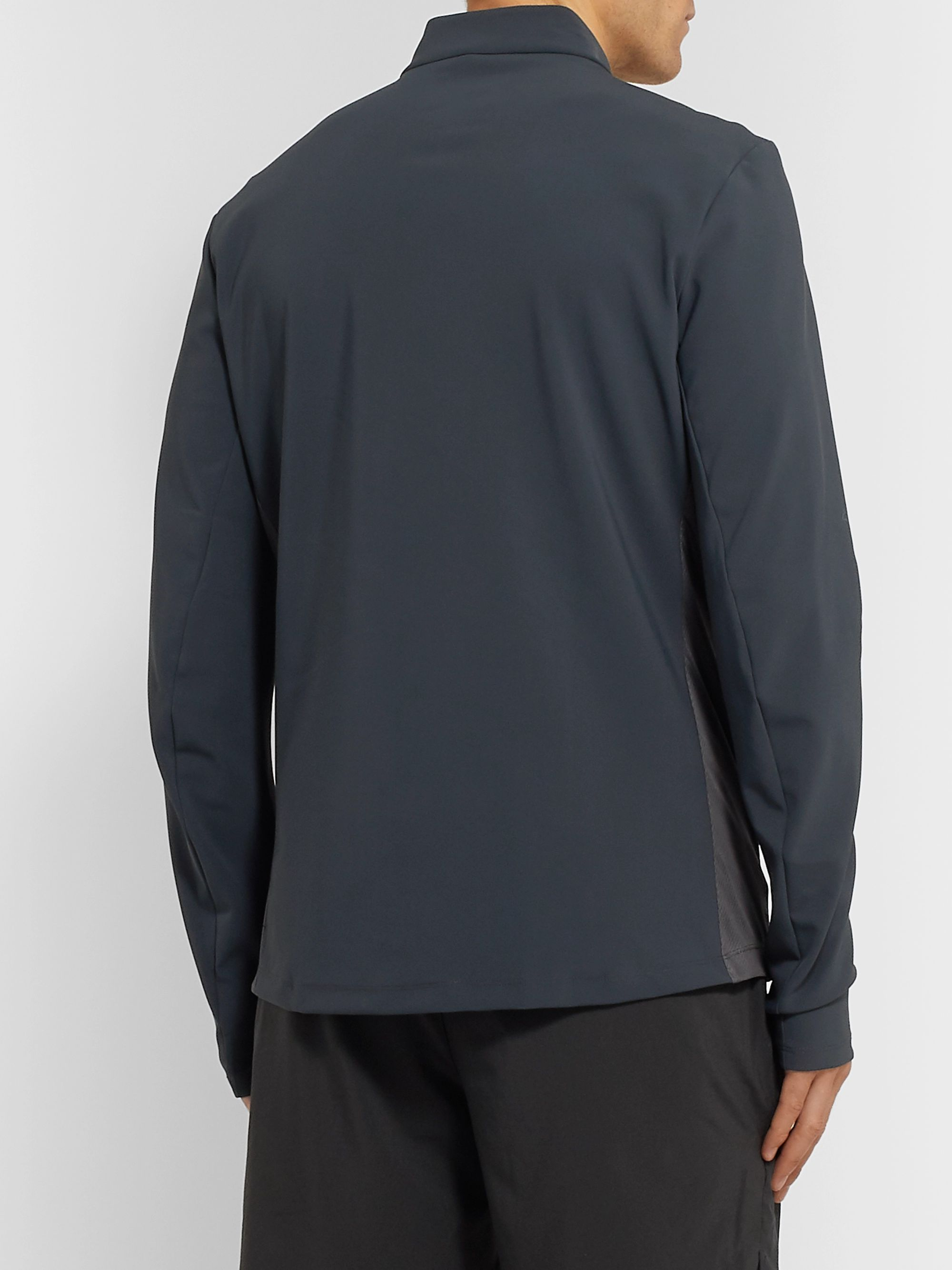 CASTORE Langham Slim-Fit Stretch Tech-Jersey Jacket