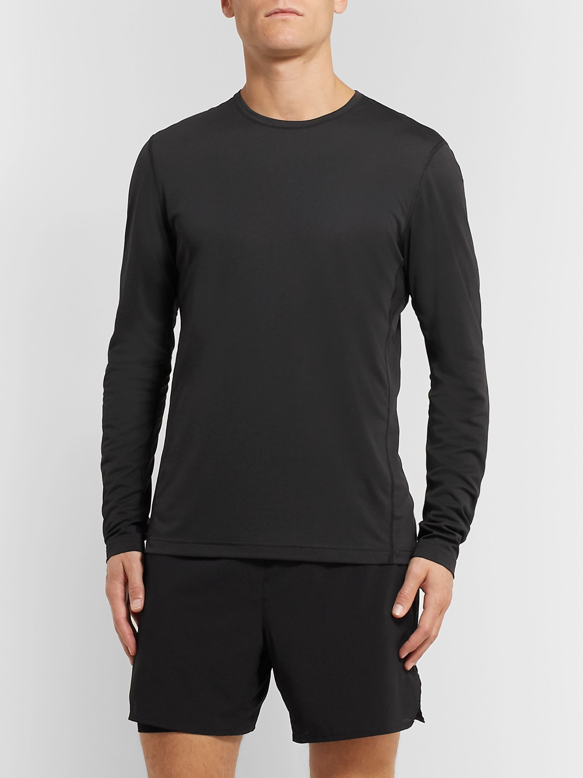 Reigning Champ DeltaPeak Stretch-Jersey T-Shirt