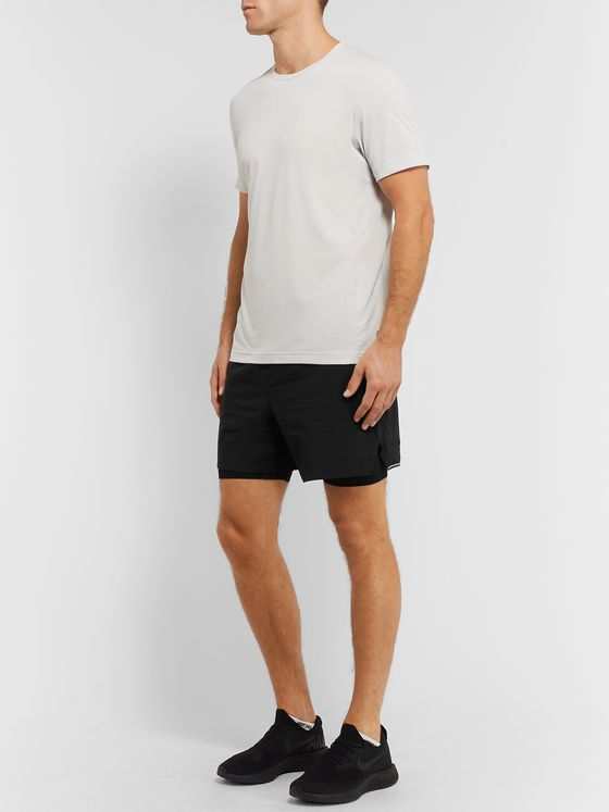 Reigning Champ Performance Perforated Shell Shorts
