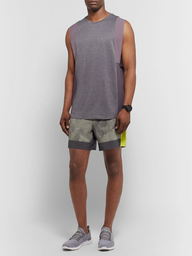 Lululemon + Robert Geller Take the Moment Swift Shorts