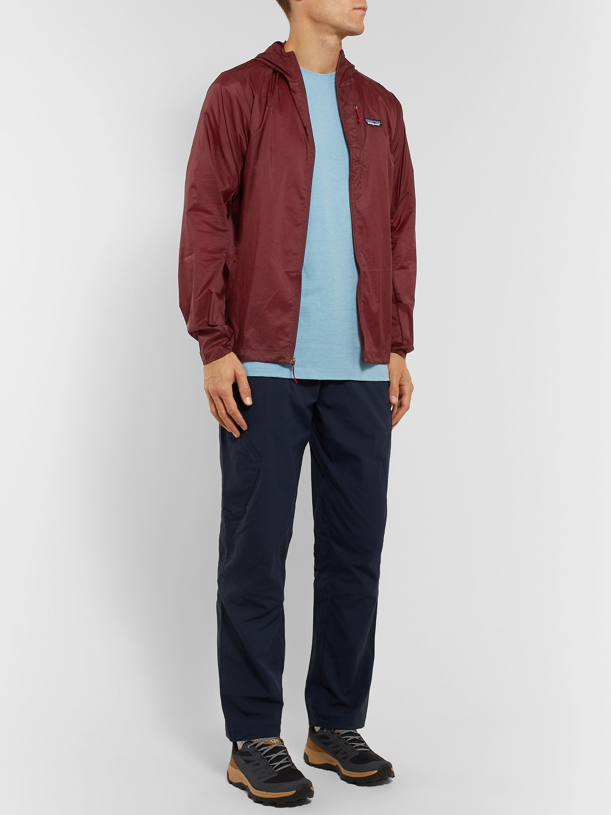 Patagonia Houdini Nylon-Ripstop Hooded Jacket