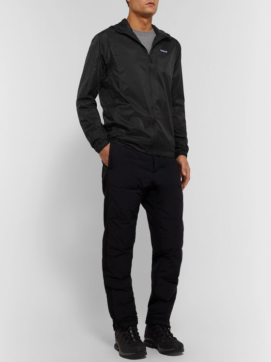 Patagonia Houdini Packable Nylon-Ripstop Hooded Jacket
