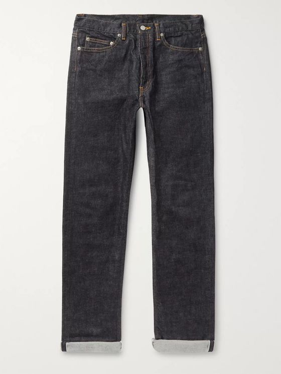 Pilgrim Surf + Supply Selvedge Denim Jeans
