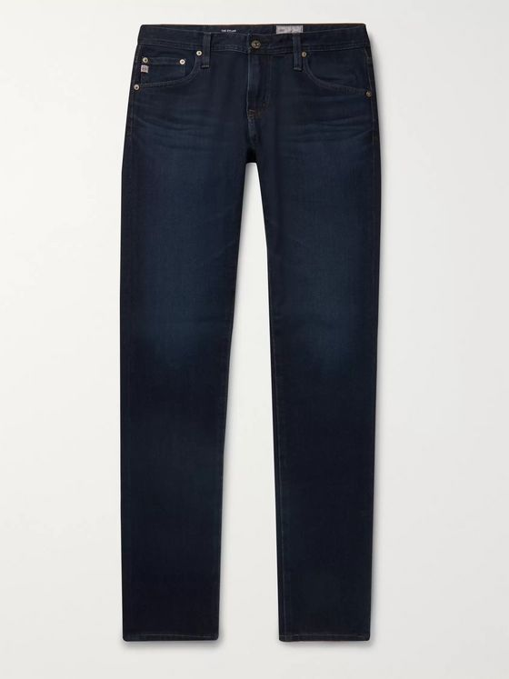 AG Jeans Dylan Slim-Fit Stretch-Denim Jeans