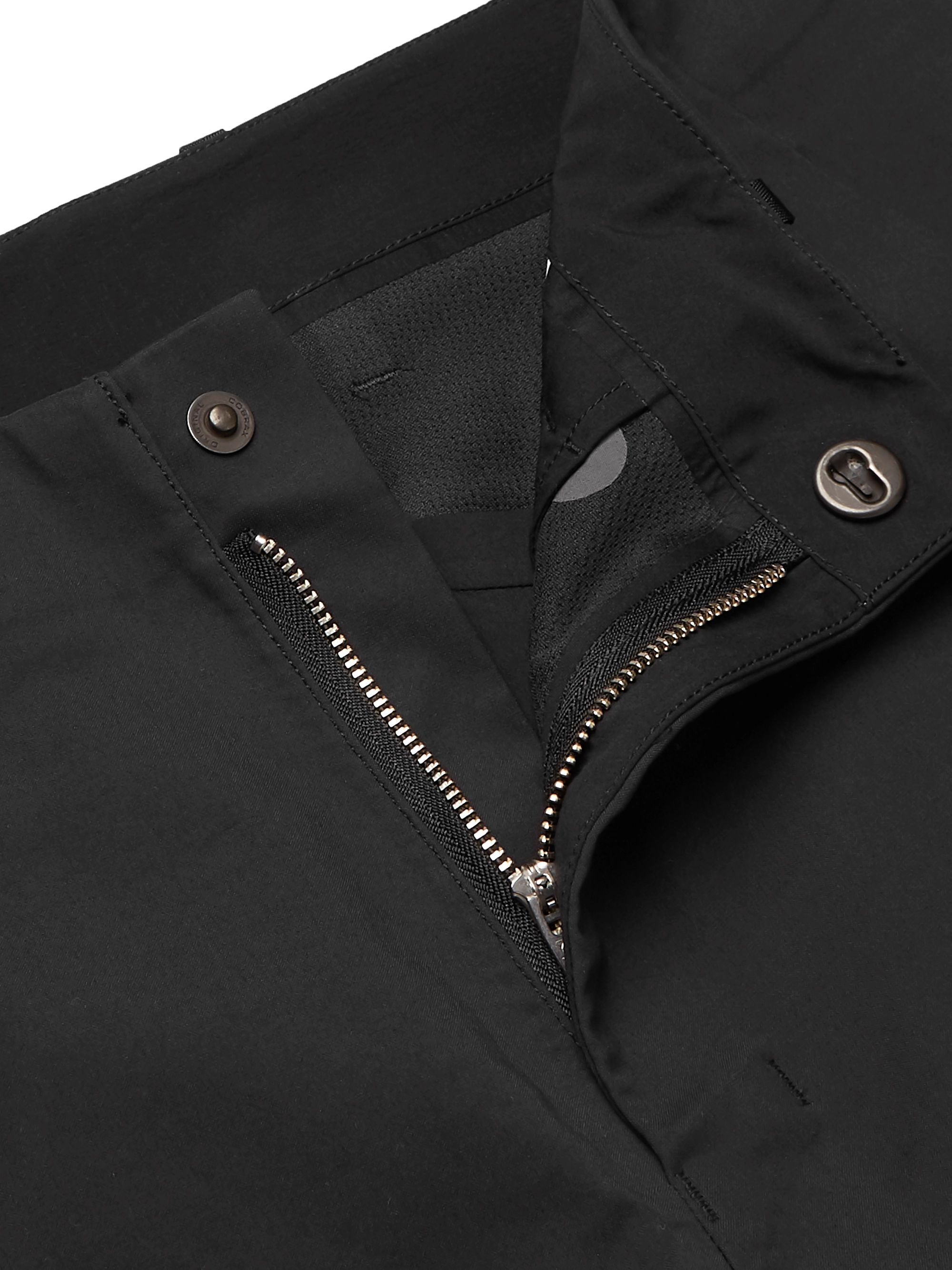 Veilance Indisce Slim-Fit Panelled GORE WINDSTOPPER Trousers