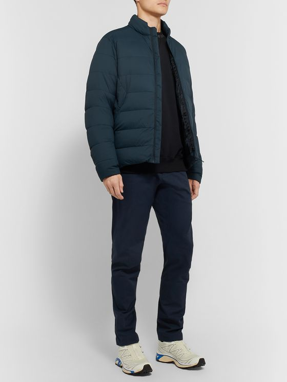 Veilance Conduit AR Quilted Nylon-Ripstop Down Jacket