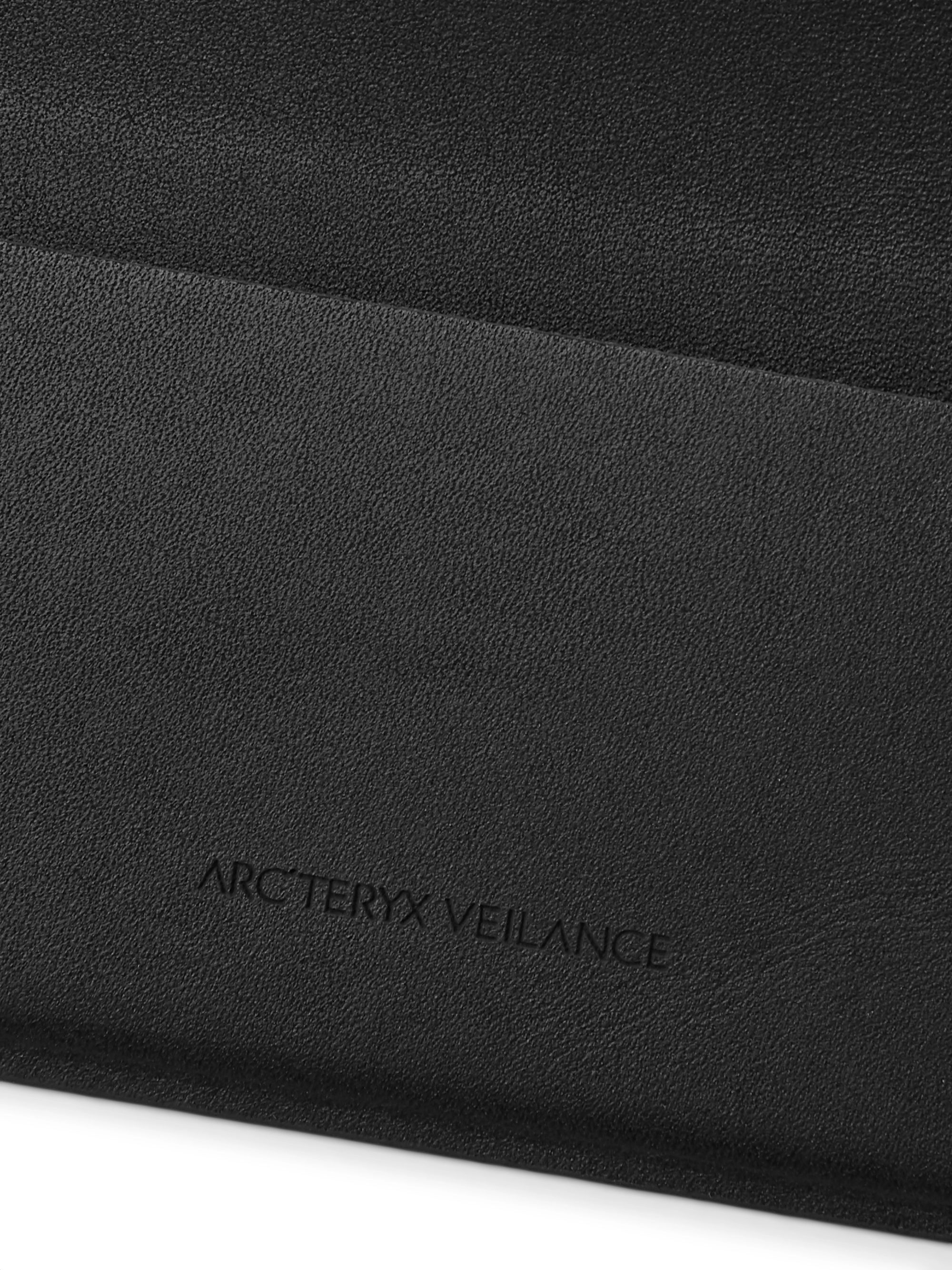 Veilance Casing Leather Cardholder
