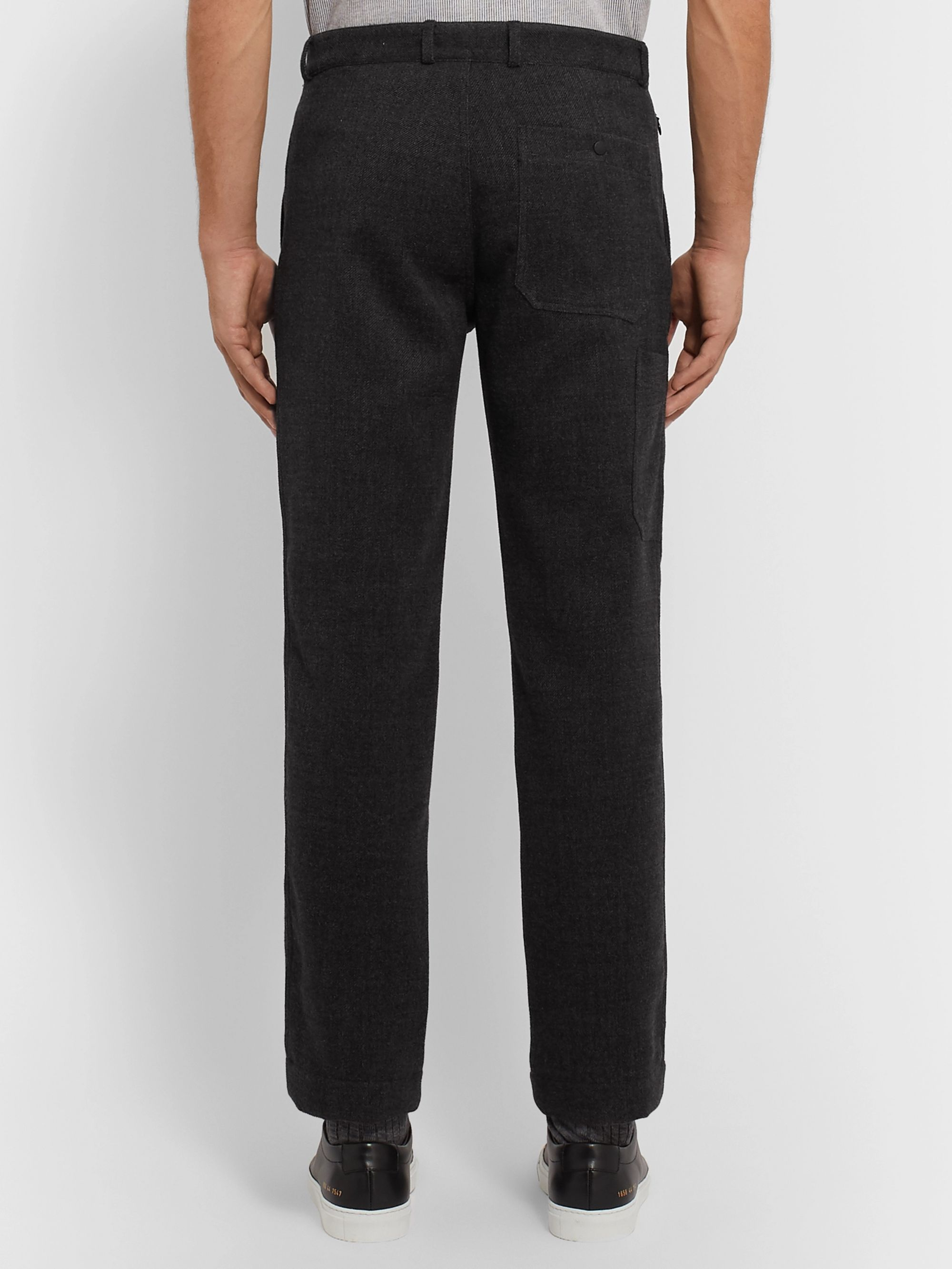 Incotex + nanamica Twill Trousers