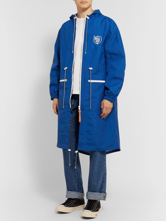Loewe Eye/LOEWE/Nature Nylon-Shell Parka