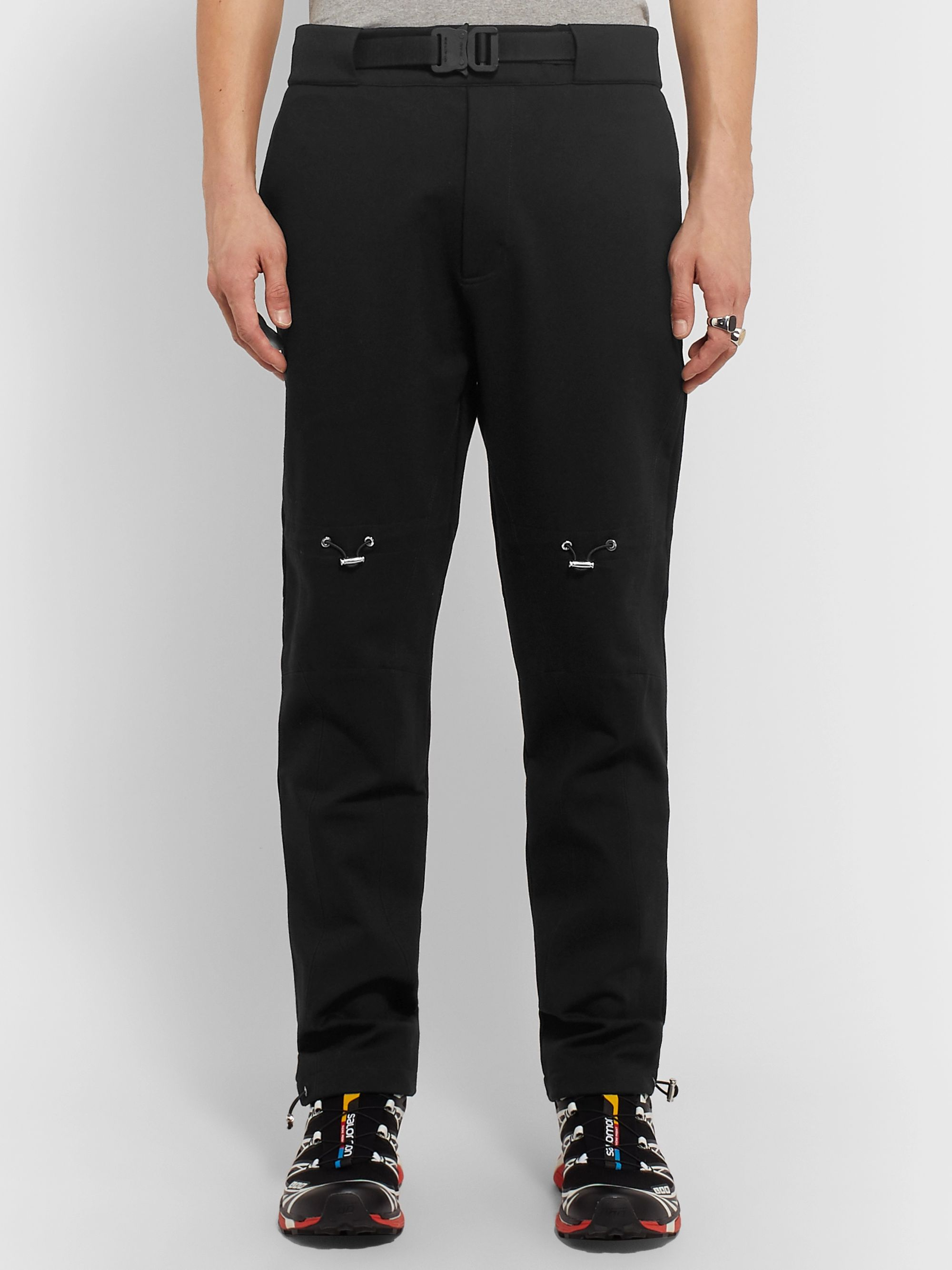 1017 ALYX 9SM Tapered Tech-Jersey Trousers