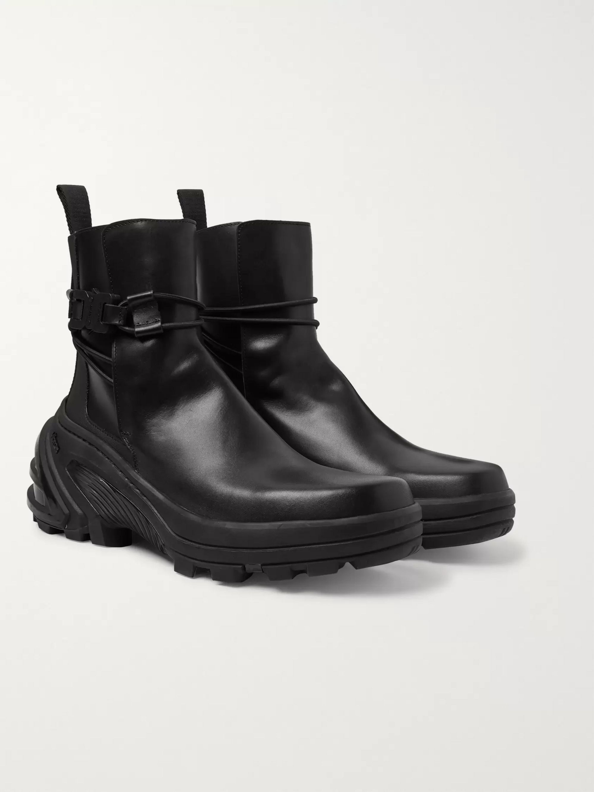 Leather Chelsea Boots by Mr Porter