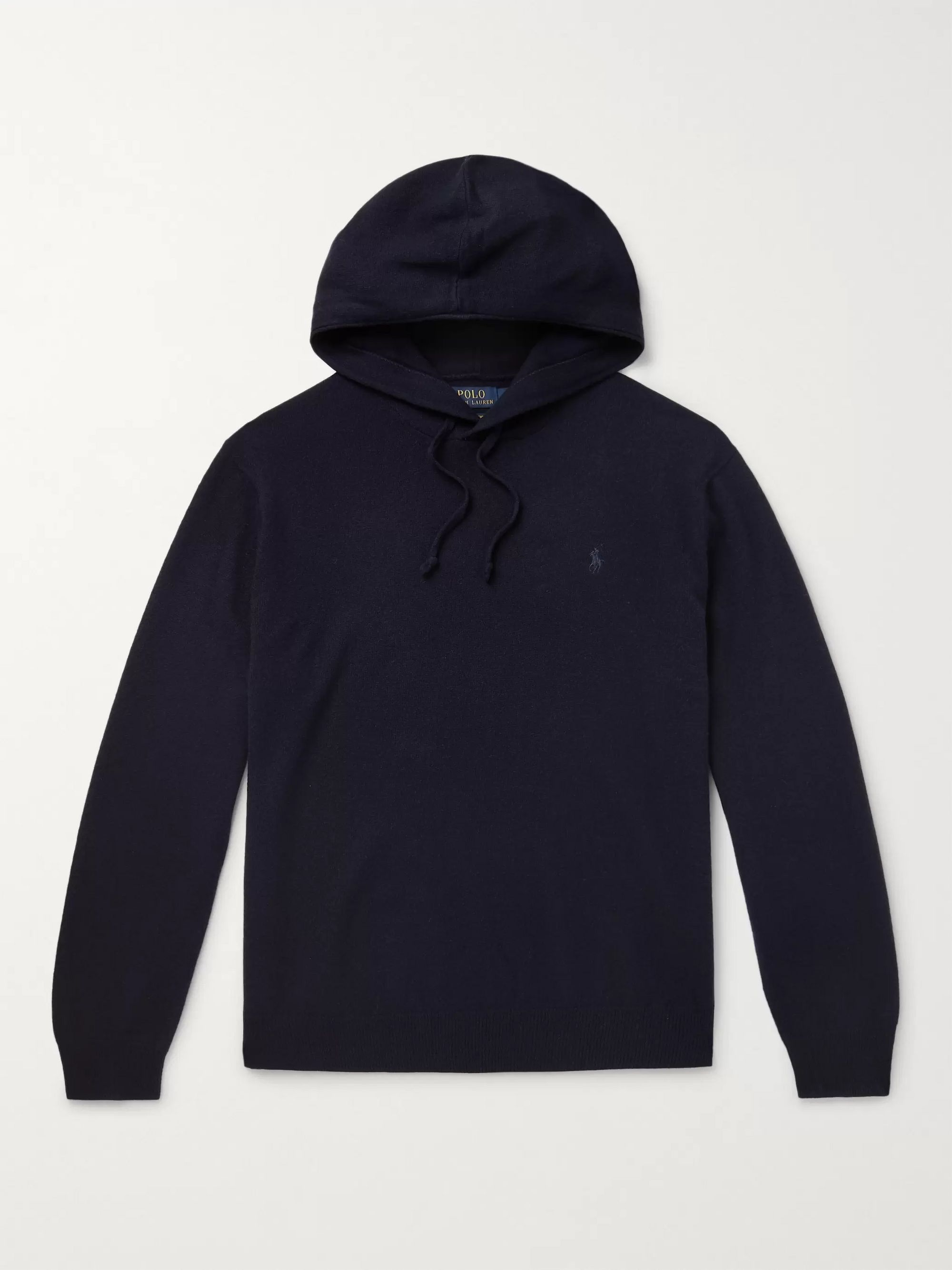 Cashmere Hoodie by Polo Ralph Lauren