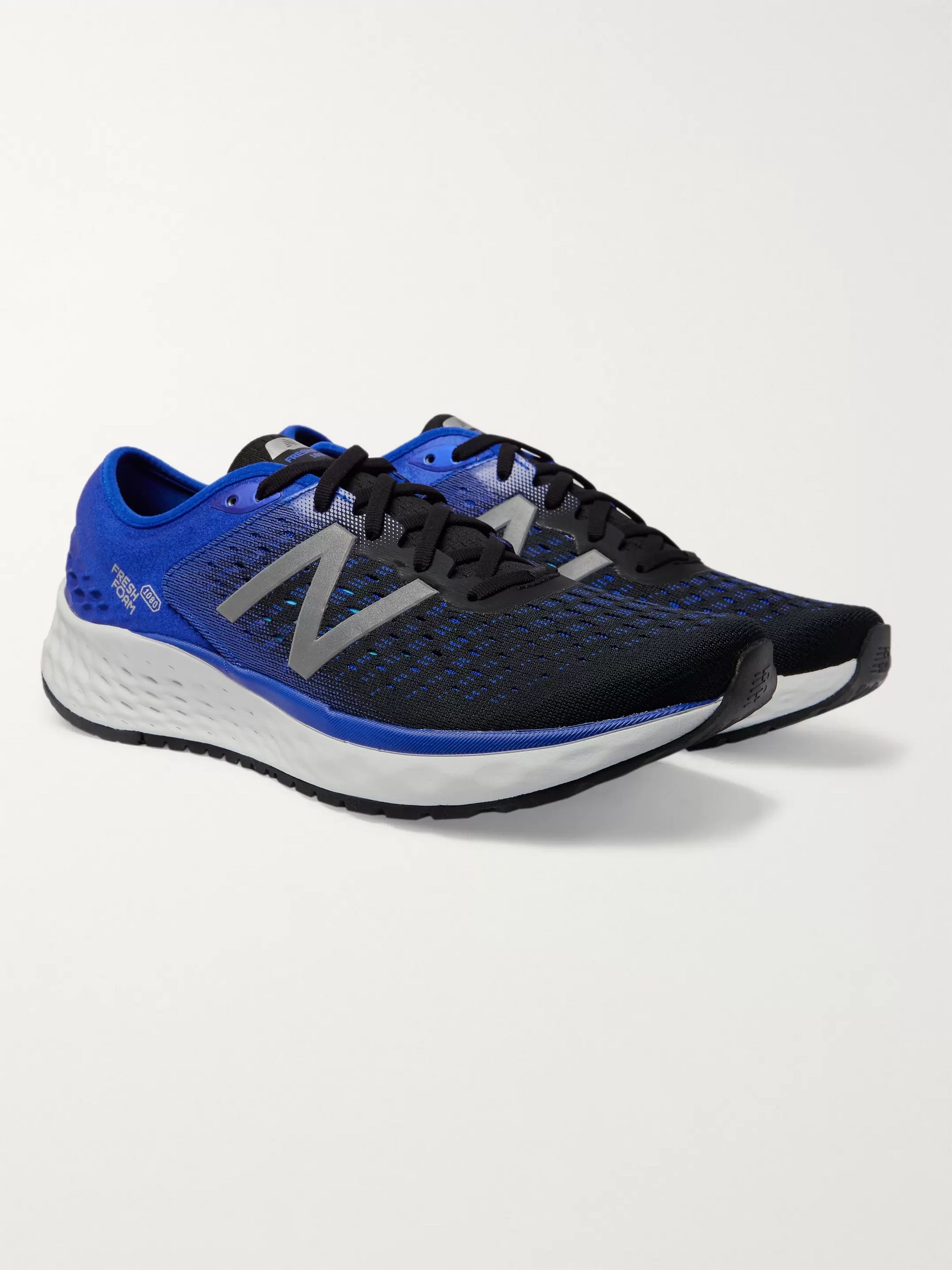 New Balance 1080v9 Mesh and Neoprene Running Sneakers