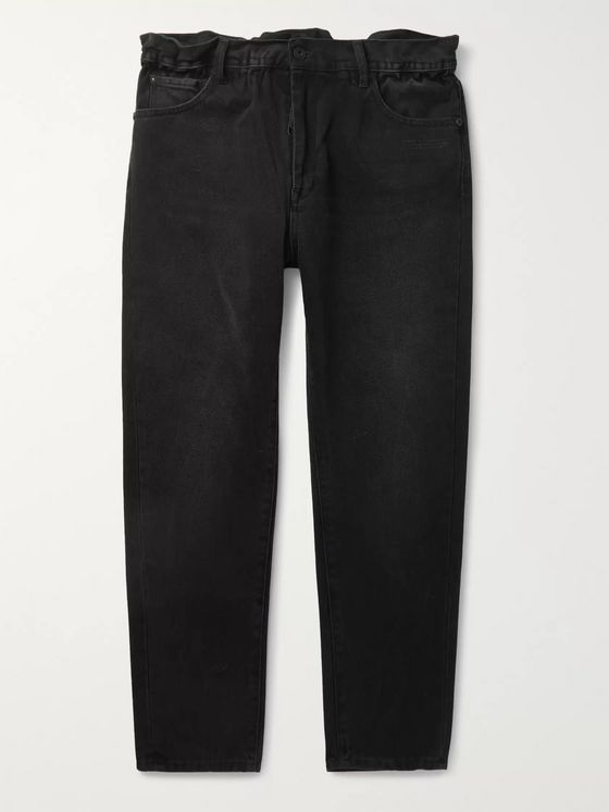 Off-White Slim-Fit Denim Jeans
