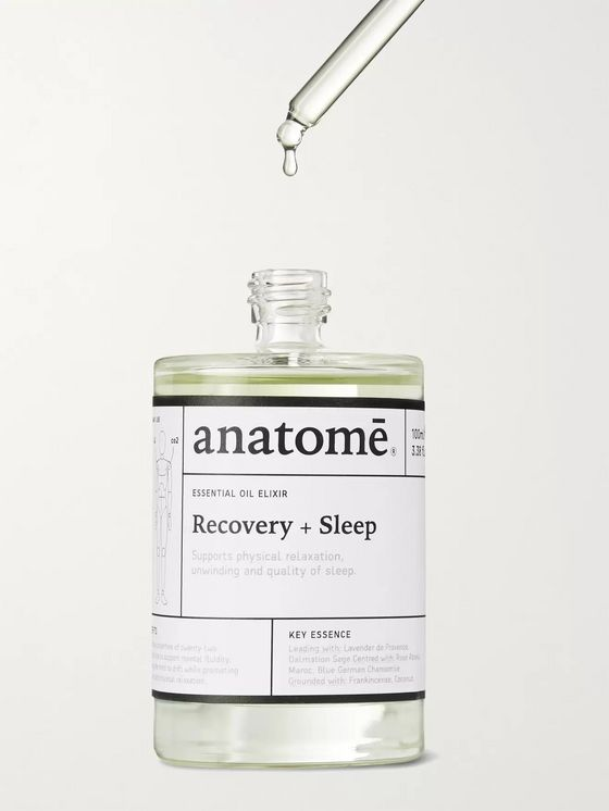 anatomē Essential Oil Elixir - Recovery + Sleep, 100ml