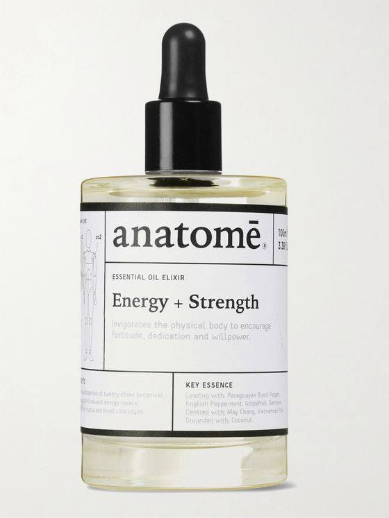 anatomē Essential Oil Elixir - Energy + Strength, 100ml