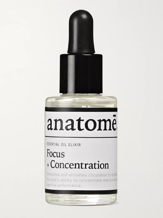 anatomē Focus & Concentration Essential Elixir Oil, 30ml