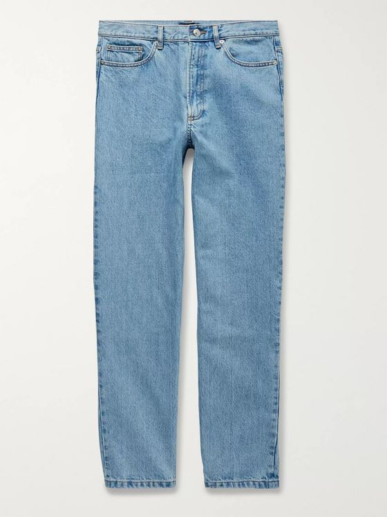 A.P.C. Martin Selvedge Denim Jeans