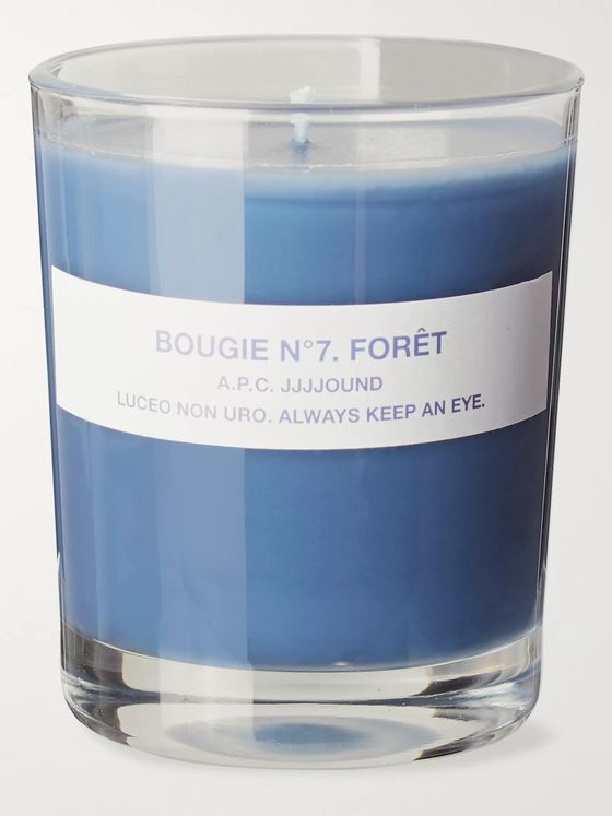 A.P.C. + JJJJound No 7 Forêt Scented Candle, 150g