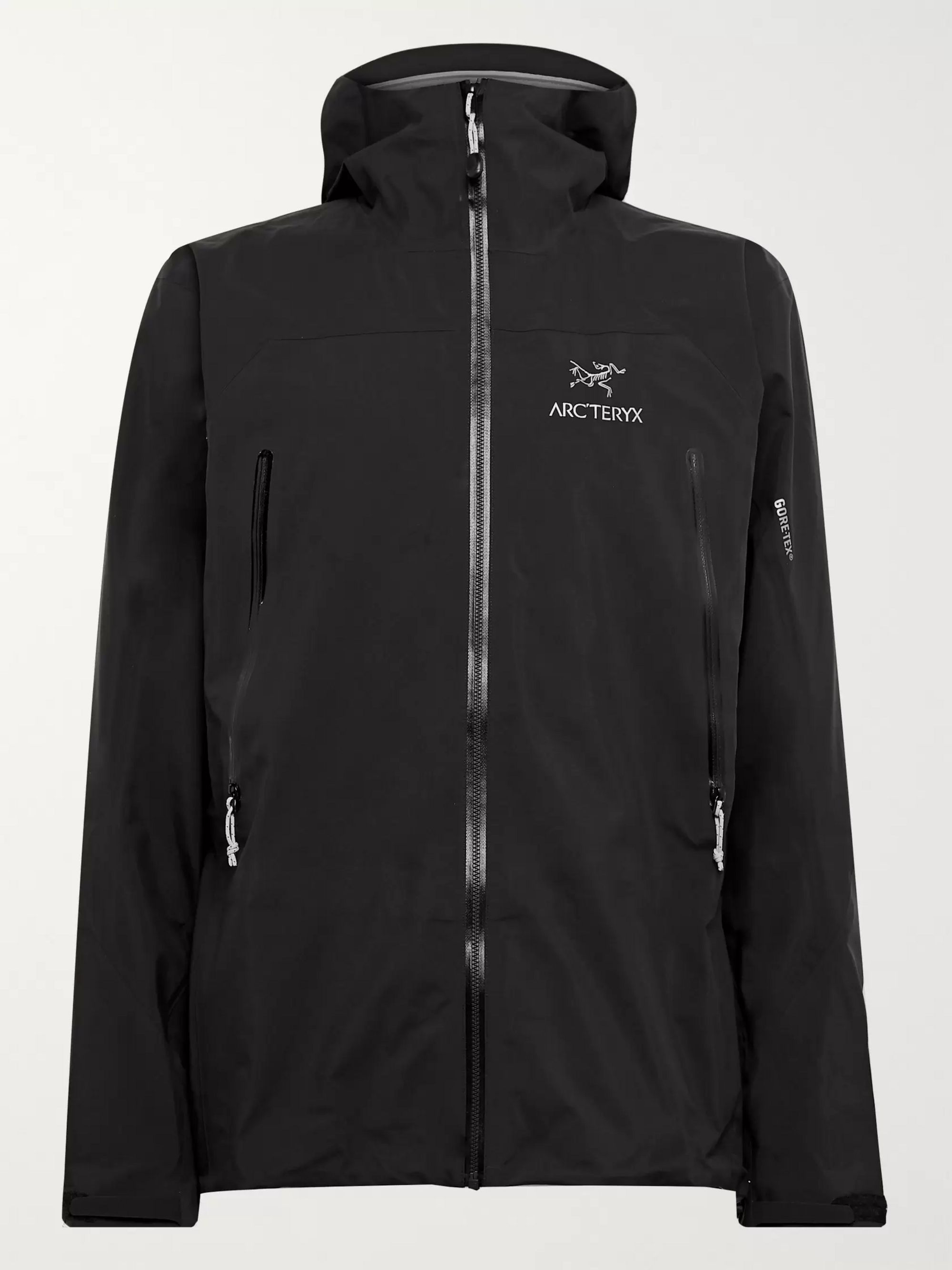 Arc'teryx Zeta AR Slim-Fit GORE-TEX Hooded Jacket