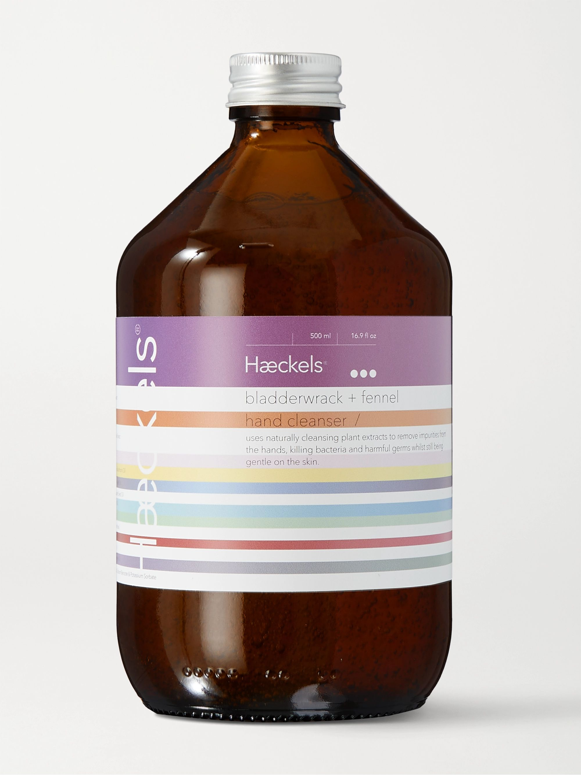 Bladderwrack And Fennel Hand Cleanser, 500ml by Haeckels