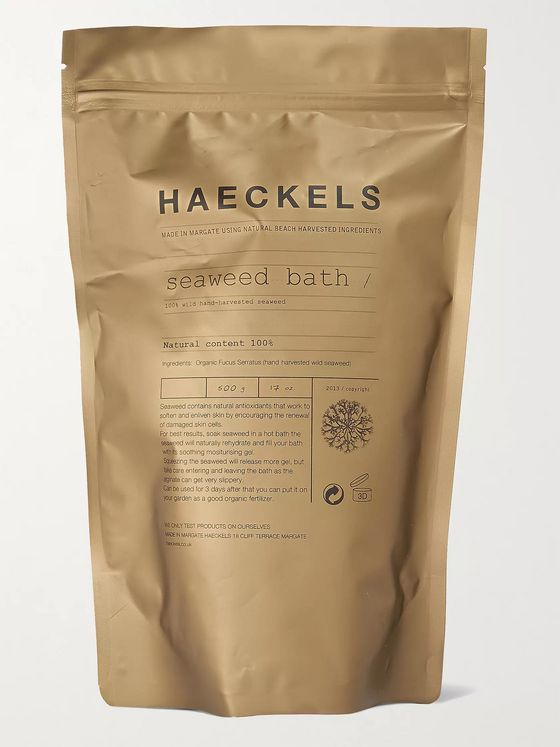 Haeckels Traditional Seaweed Bath, 500g