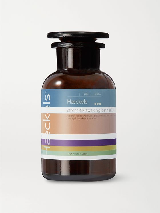 Haeckels Stress-Fix Soaking Salts, 250ml