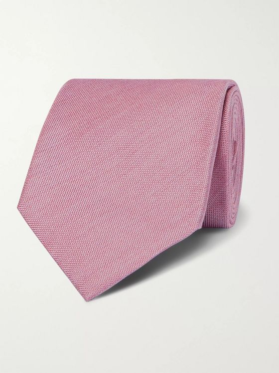 TOM FORD 8cm Silk-Jacquard Tie