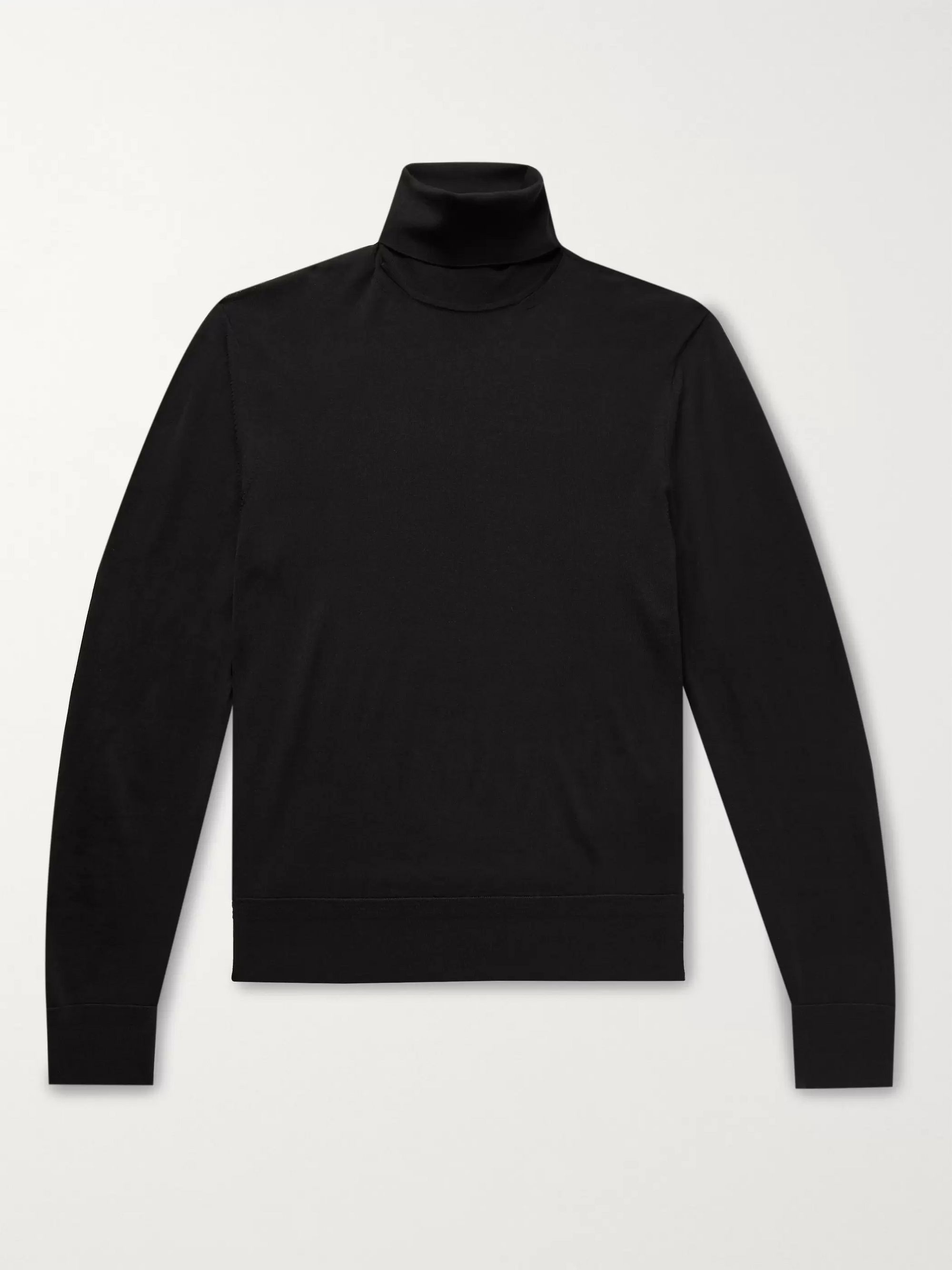 TOM FORD Wool Rollneck Sweater