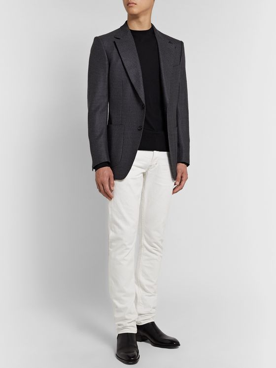 TOM FORD Slim-Fit Merino Wool Sweater