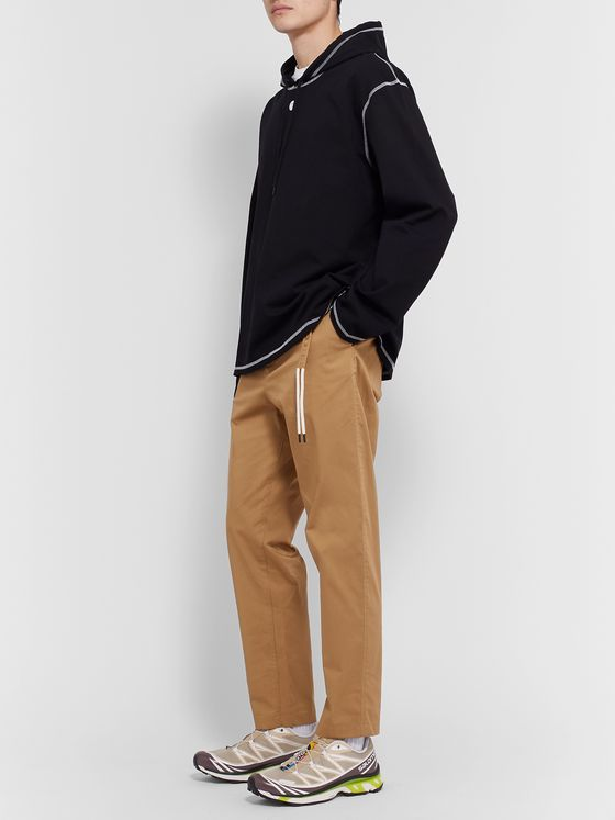 Craig Green Slim-Fit Stretch-Cotton Trousers