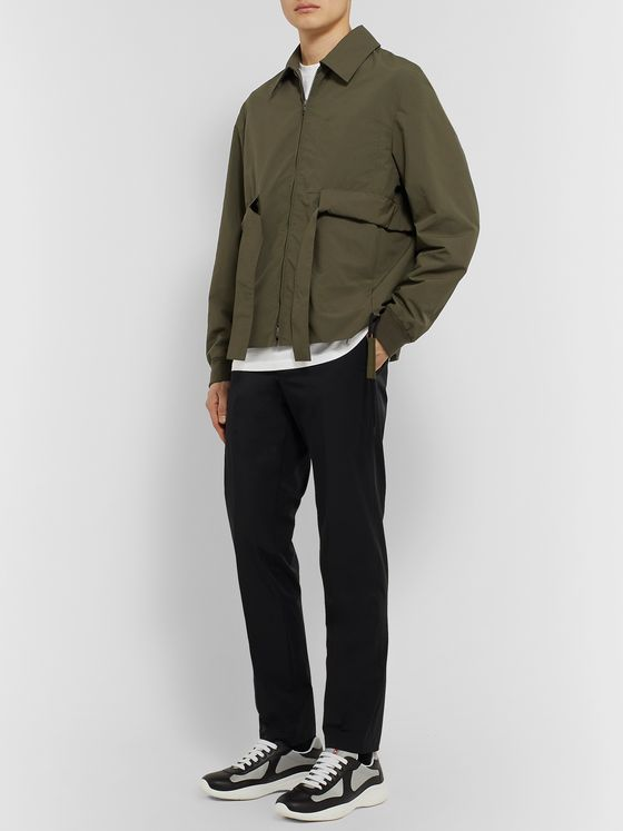 Craig Green Matte-Shell Bomber Jacket