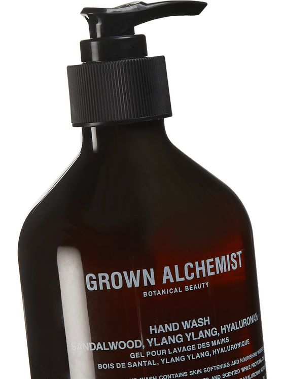 Grown Alchemist Hand Wash - Sandalwood, Ylang Ylang, Hyaluronan, 500ml