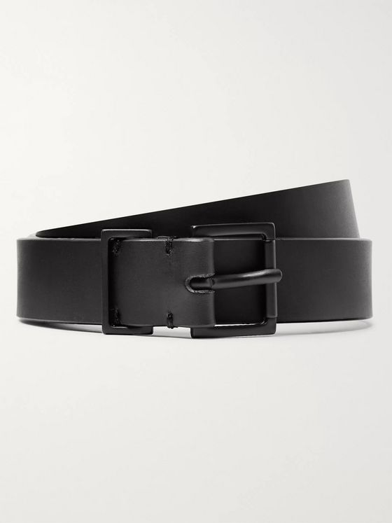 Maison Margiela 2.5cm Leather Belt