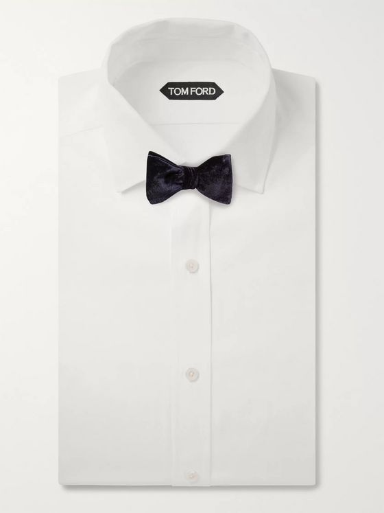 Paul Smith Velvet Bow Tie
