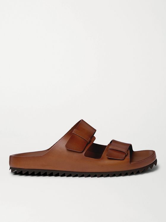 OFFICINE CREATIVE Agora Leather Sandals