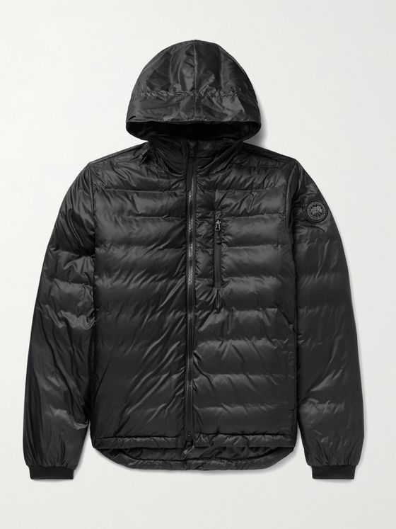 CANADA GOOSE Lodge Packable Quilted Nylon-Ripstop Down Hooded Jacket