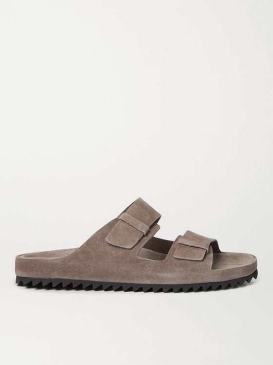 OFFICINE CREATIVE Agora Suede Sandals