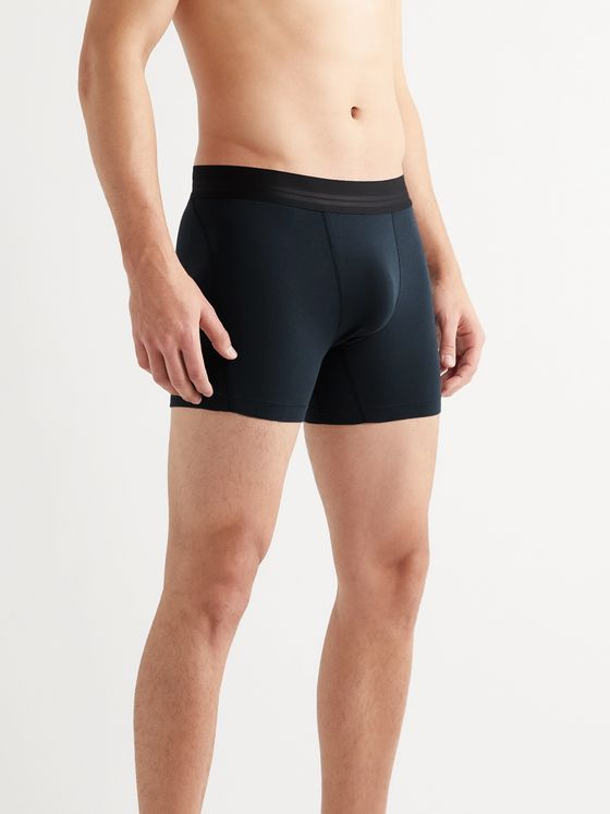 JAMES PERSE Short Elevated Lotus Sport Boxer Briefs