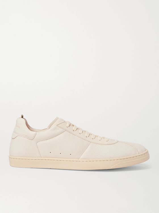 OFFICINE CREATIVE Karma Leather Sneakers