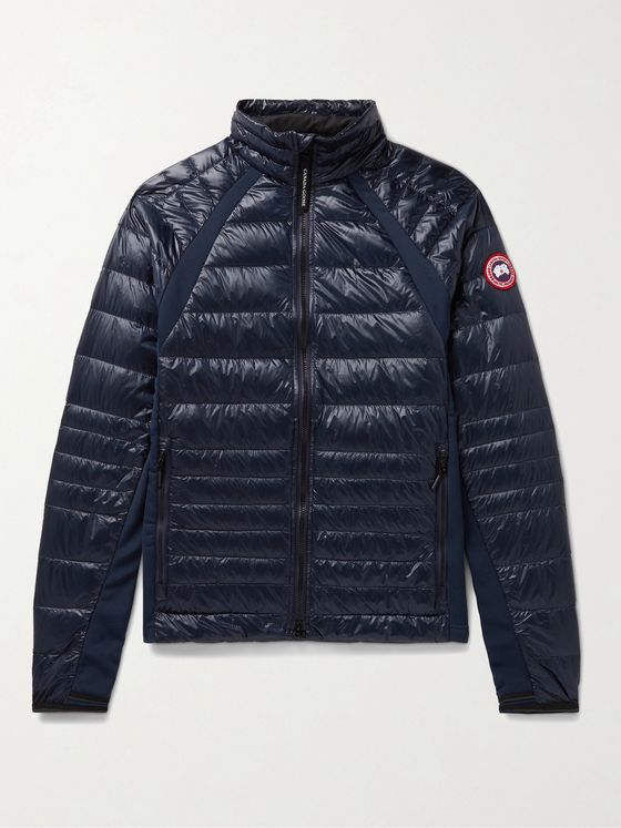CANADA GOOSE HyBridge Lite Slim-Fit Quilted Nylon-Ripstop Down Jacket