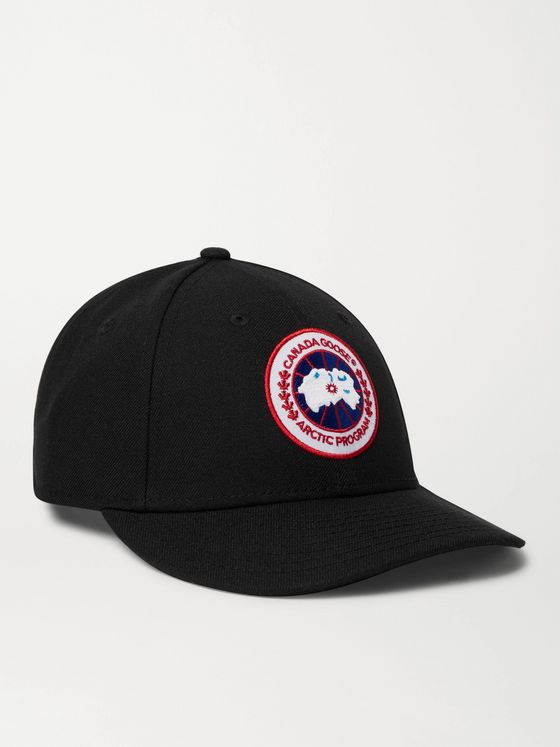 CANADA GOOSE + New Era 59FIFTY Disc Logo-Appliquéd Twill Baseball Cap