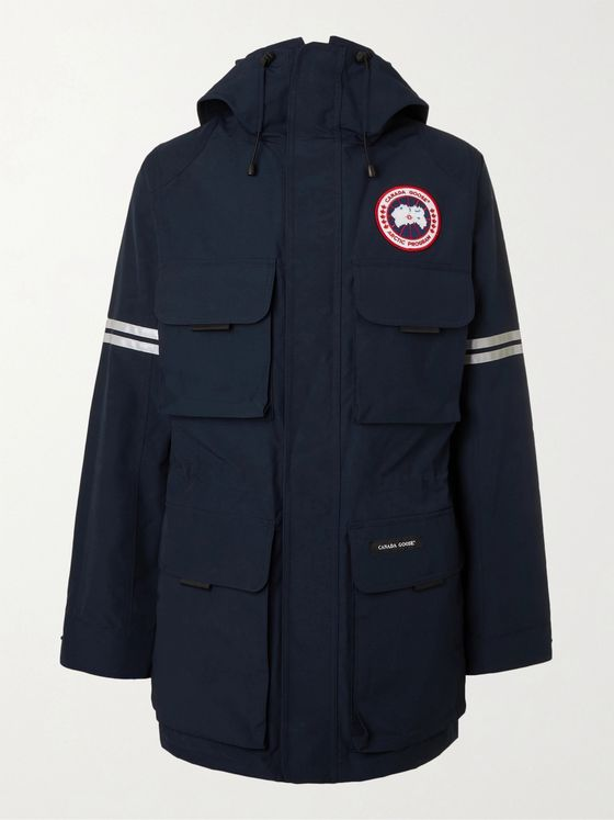 CANADA GOOSE Science Research Arctic Tech Hooded Down Parka