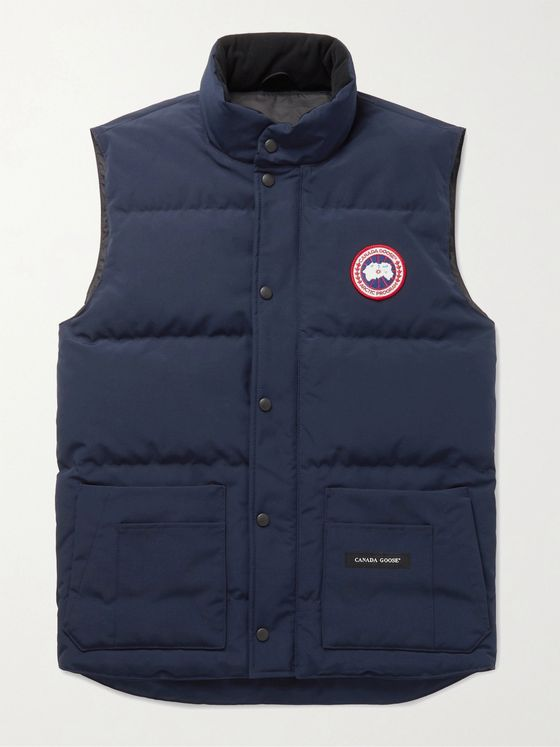 CANADA GOOSE Slim-Fit Freestyle Crew Quilted Arctic Tech Down Gilet