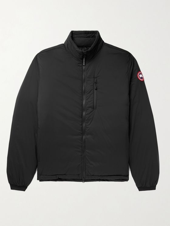 CANADA GOOSE Lodge Quilted Shell Down Jacket