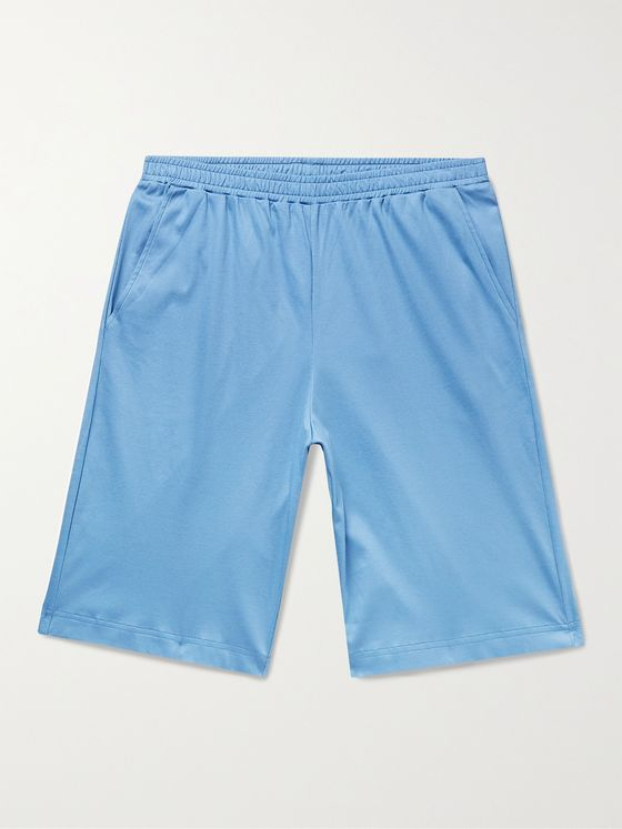 ZIMMERLI Cotton-Jersey Shorts
