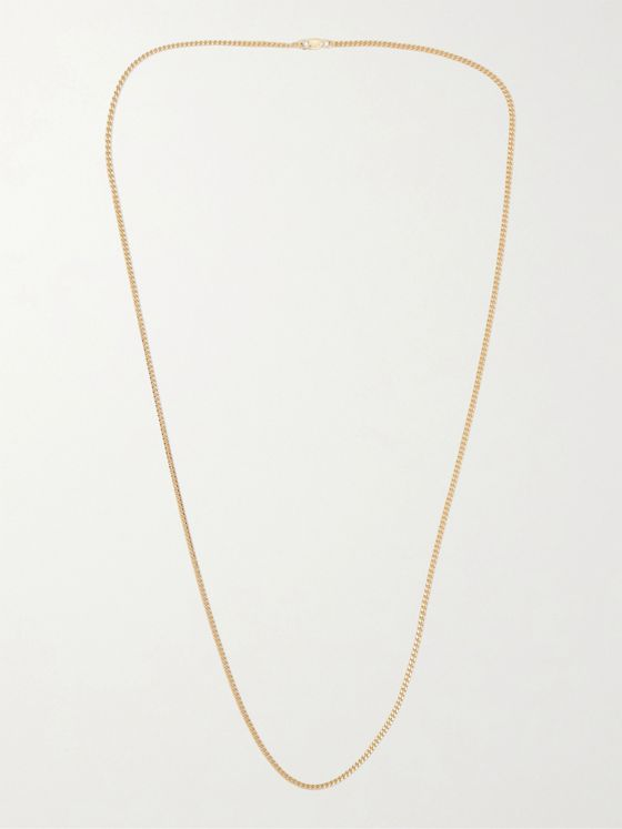 MIANSAI Gold Vermeil Necklace