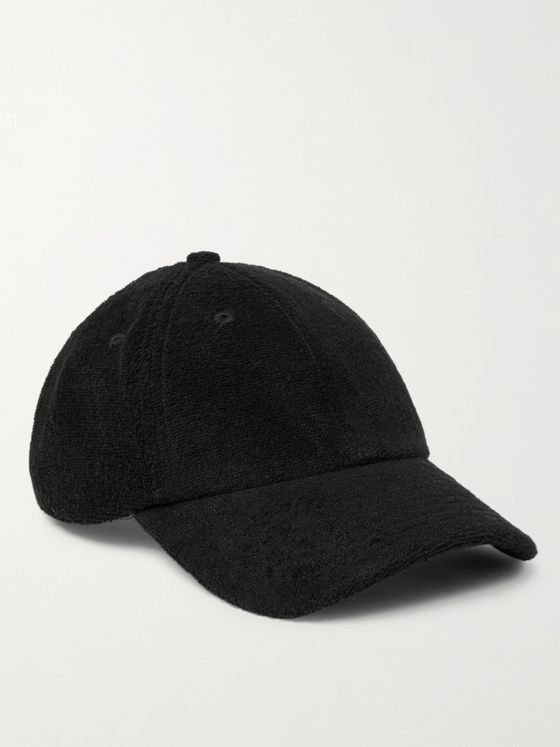 DRIES VAN NOTEN Cotton-Terry Baseball Cap