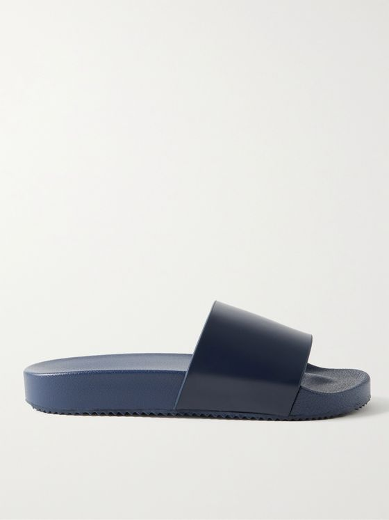 ONIA Leather Slides