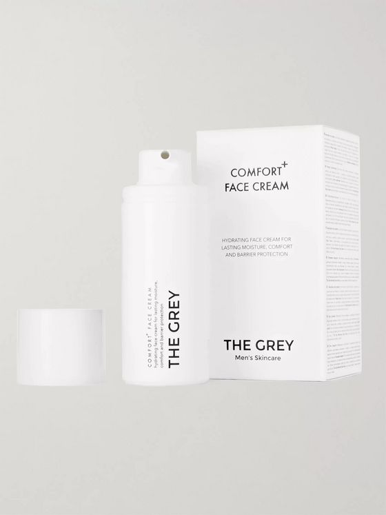 THE GREY MEN'S SKINCARE Comfort + Face Cream, 50ml